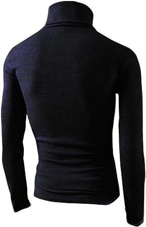 Hombres de Polo cuello ropa de hombre ropa interior térmica Tops ...