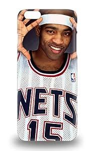 Iphone 6 Plus Case Slim Ultra Fit NBA Memphis Grizzlies Vince Carter #15 Protective Case Cover 3D PC Soft Case