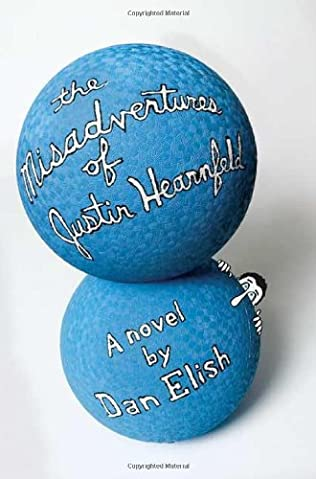 book cover of The Misadventures of Justin Hearnfeld