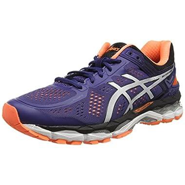 Asics Gel Kayano 22 Running Shoes blue orange 9bf0b3579fb
