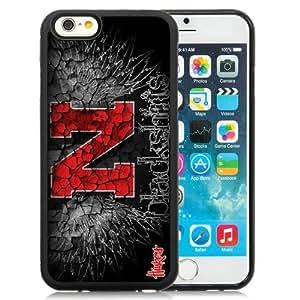 Ncaa Big Ten Conference Football Nebraska Cornhuskers 1 Individual Popular Design Customized iPhone 6 4.7 Inch TPU Phone Case