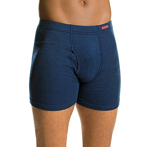 Cotton Tagless Brief - Hanes Men's Boxer Briefs ComfortSoft Waistband 5PK