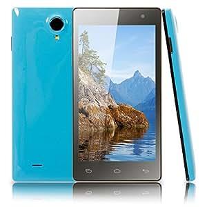 Mzamzi - Gran valor jiake jiake11 jk11 1 4g mtk6582 1.3ghz quad -core android 4.2.2 bar smartphone con 5.0 \ de sreen ( estándar de ee.uu. ) azul