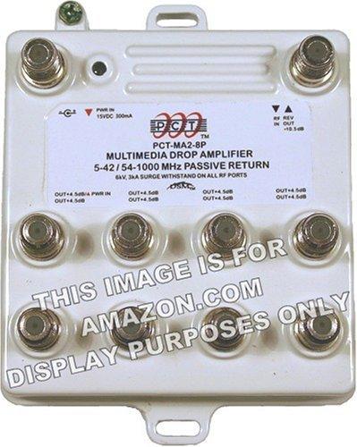 PCT MA28PN Amplifier Passive 8 Ports