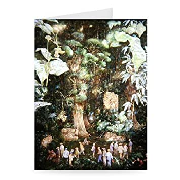 Amazon jehovahs witnesses lost in the jungle 1989 jehovahs witnesses lost in the jungle 1989 greeting card pack of m4hsunfo