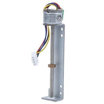 𝐂𝐡𝐫𝐢𝐬𝐭𝐦𝐚𝐬 𝐆𝐢𝐟𝐭 8 Step Angle Stepper Motor Slide Table Stepper Motor Slider For Diy Small Slider Amazon Com Industrial Scientific
