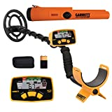 Garrett ACE 200 Metal Detector with Waterproof Search Coil and Pro-Pointer AT Review