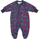 Gerber Childrenswear NFL Allover Print Blanket Sleeper