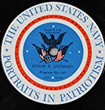 Portraits in Patriotism: Capt. Richard E. Fleming USMC, Program No. 167 / Susan B. Anthony, Program No. 168 (Vinyl 45, 7 Inch)