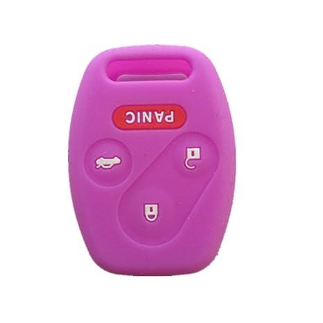 Amazon.com: Ezzy. Carcasa de llave de auto con mando a ...