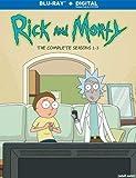 Rick and Morty: Seasons 1-3 (BD) [Blu-ray]