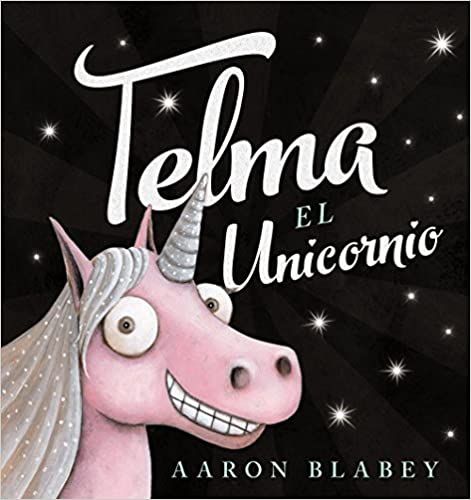libro para lectura de unicornio para niños