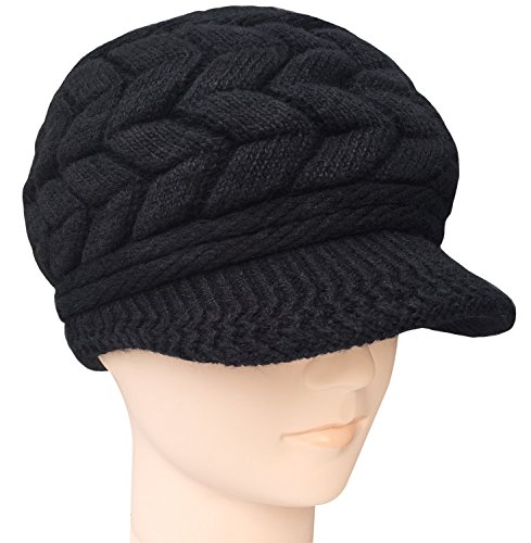 Loritta Womens Winter Knitting Beanie