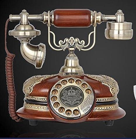 Teléfono £ ¬ Continental Tocadiscos retro disco giratorio ...