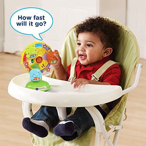 51j%2BmcQKJVL - VTech Baby Lil' Critters Spin and Discover Ferris Wheel (Frustration Free Packaging)
