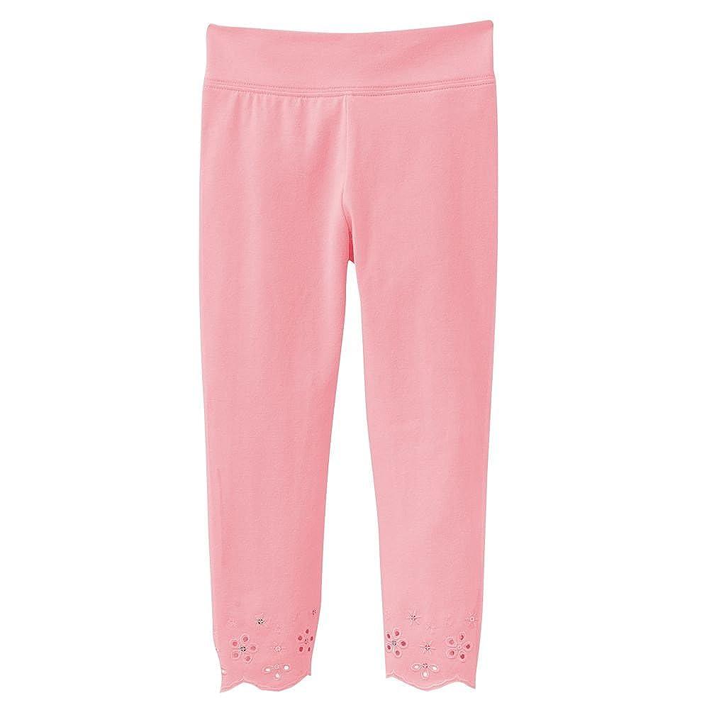 6b399db69eb Amazon.com  SONOMA life + style Eyelet Leggings - Girls 4-7  Clothing