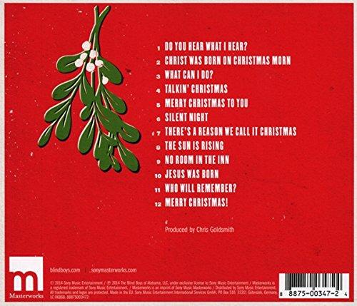 The Blind Boys of Alabama & Taj Mahal - Talkin' Christmas ...