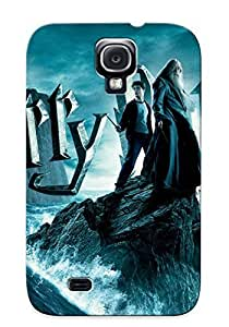 Case Cover Landscape Cartoon Women Anime/ Fashionable Case For Galaxy S4 by icecream design