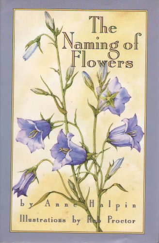 006016476X - Anne Moyer Halpin: The Naming of Flowers - Buch