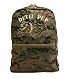 Kids Devil Pup Digital Woodland Small Backpack