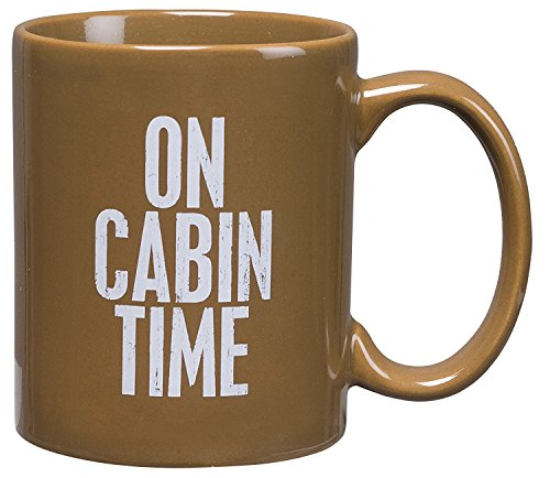 - Primitives By Kathy On Cabin Time Coffee Tea Mug Cup
