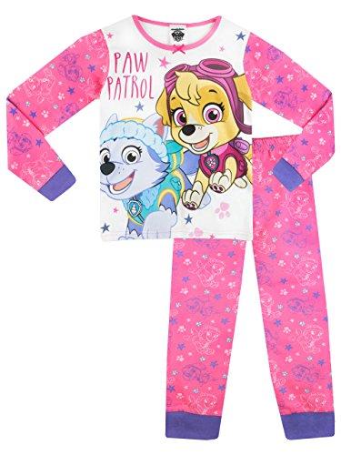 Paw Patrol Meisjes Pyjama's Skye und Everest