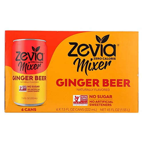 MIXER,GINGER BEER - Pack of 4