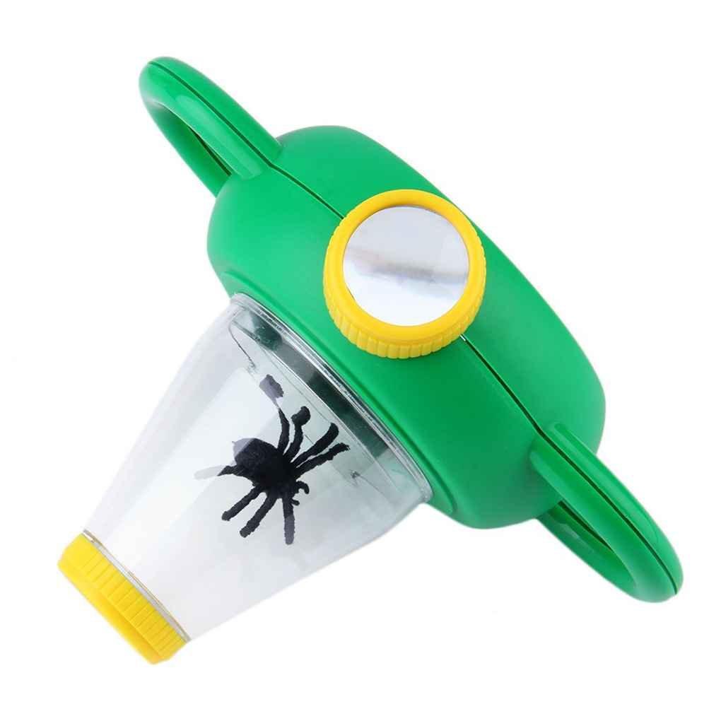 Mengonee bogue bidirectionnel Observation des insectes visionneuse enfants jouet loupe loupe