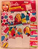 Barbie 10 Pairs/Pack 100% Combed Cotton Panties (Size 4)