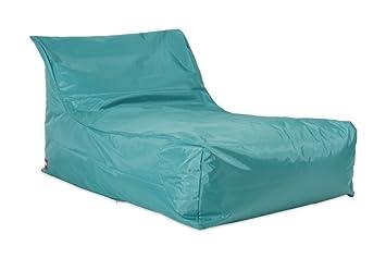Roomox Original Relax Lounge Sitzsack Für Drinnen Und Draußen Stoff