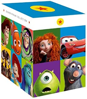Disney pixar collection 17 disc box set toy story a bugs life