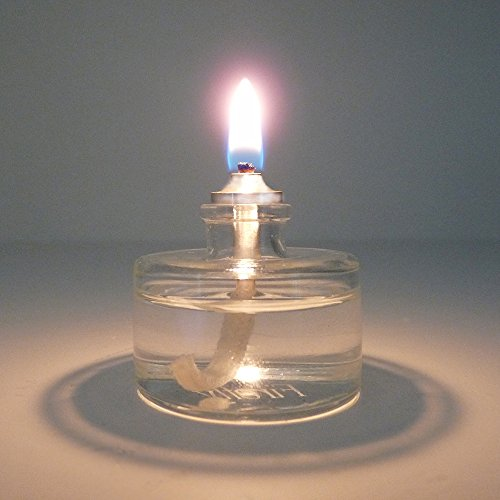 Refillable Glass Unscented Tealight Candles product image