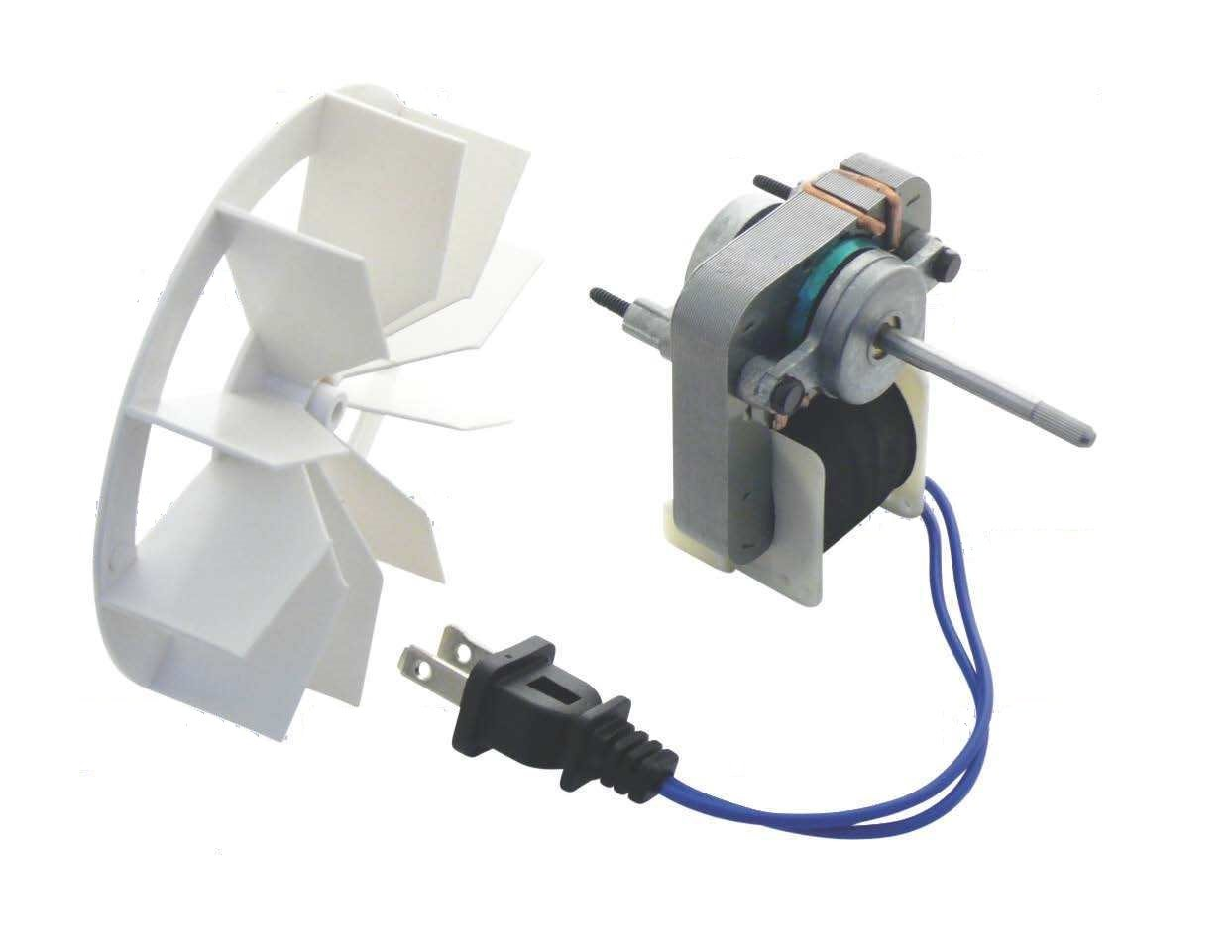 Pokin Ventilation Fan Motor and Blower For Broan part number S99080216 works with the following, Broan ventilation fan models: 659, 662, 663A, 663B, 663C, 663D, 663E, 668, 688, 678, 678B
