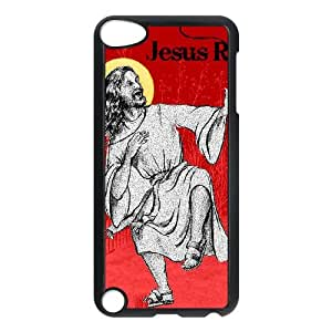 iPod Touch 5 Case Black JESUS RAVES SU4416337