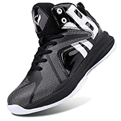 Boy's Basketball shoes High Top Sneaker Outdoor Trainers For Unisex Kids Basketball Shoes Kids Highlights:Basketball Shoes for Girls Upper Material: Boys High Top Sneakers Synthetic Leather Durable,portable and flexible,non-slip anti-abrasion...