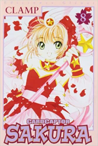 Cardcaptor Sakura 8 (Shojo Manga): Amazon.es: CLAMP, Joan ...