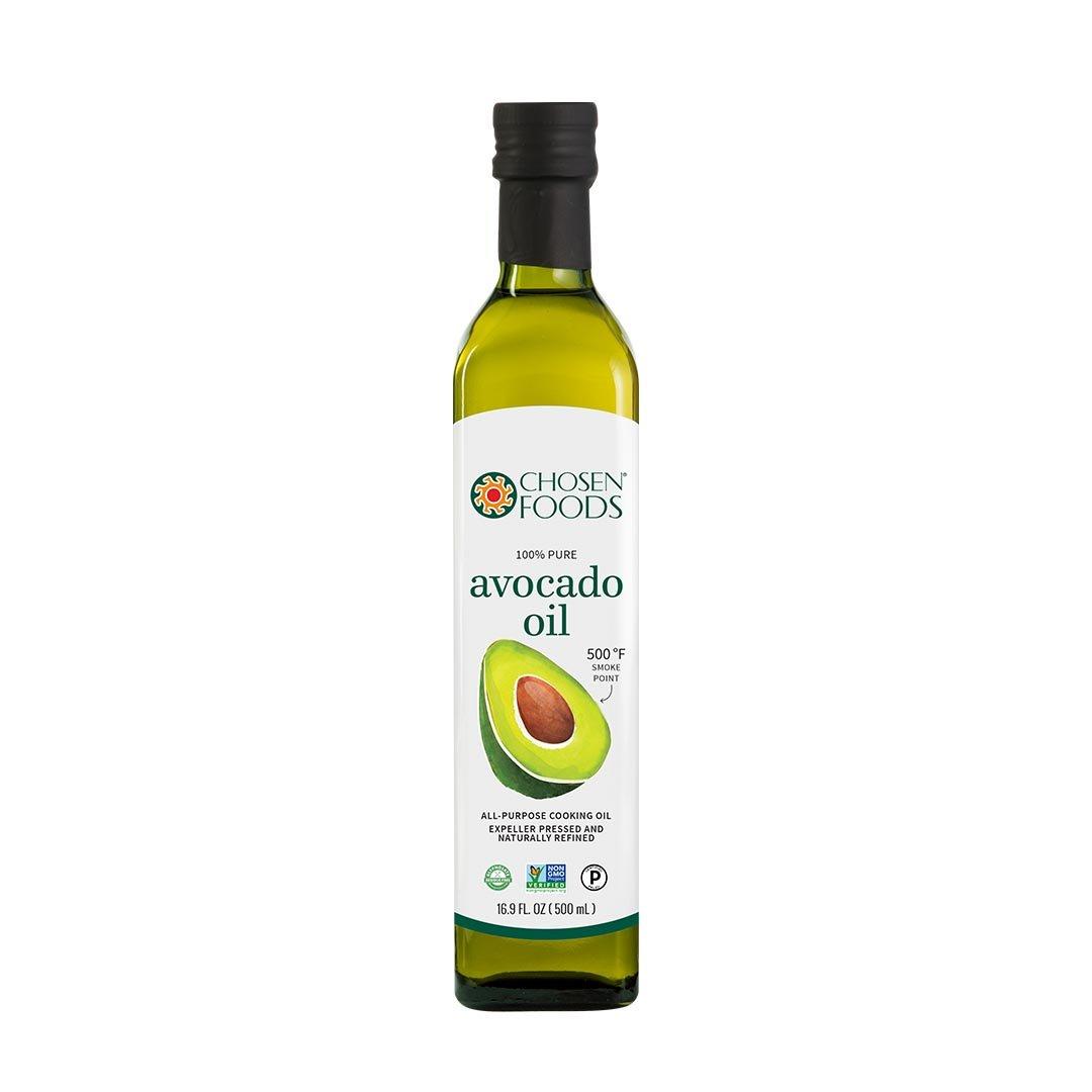 Chosen Foods Avocado Oil, 16.9 Fluid Ounce