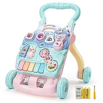 7-18 Meses Bebé Prevenir Vuelco Niño Aprendiendo A Caminar Walker ...