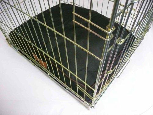 Ellie-Bo - Cama para perro extra grande de 117 cm x 75 cm, resistente al agua, se ajusta a la jaula de perro de 122 cm XXL.: Amazon.es: Productos para ...