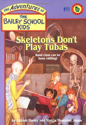 013ea38cb107 The Adventures of the Bailey School Kids Book Series