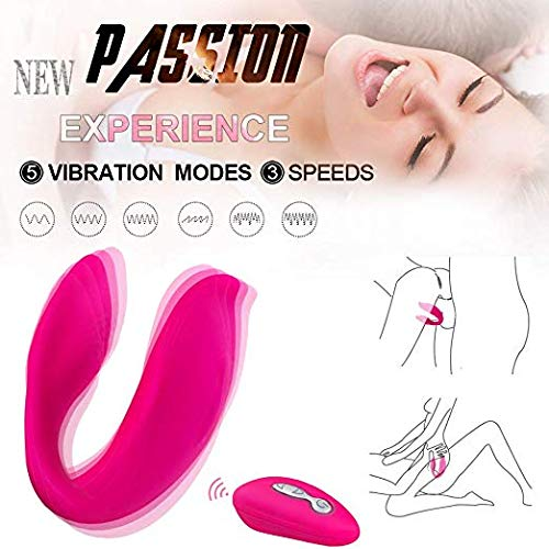 Perfect Female Quiet Remote Control Dido for Women Wearable Stick Powerful with Multi Frequency Modes Massger Adult Toy
