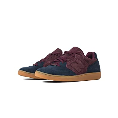 8c6282a8719 New Balance x Sneakersnstuff Men Epic Trainer - Made in UK (Burgundy Blue