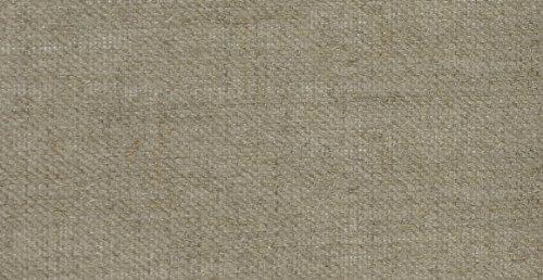 Jack Richeson Caravaggio Finest Italian 100 % Linen Canvas Roll, 8-Ounce, 84-Inch by (Unprimed Linen Canvas)