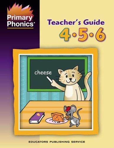 Primary Phonics Teacher's Guide 4-5-6