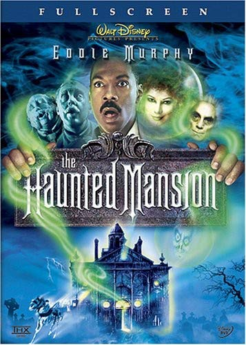 The Haunted Mansion (Full Screen Edition) (Tower Dvd Cheap)