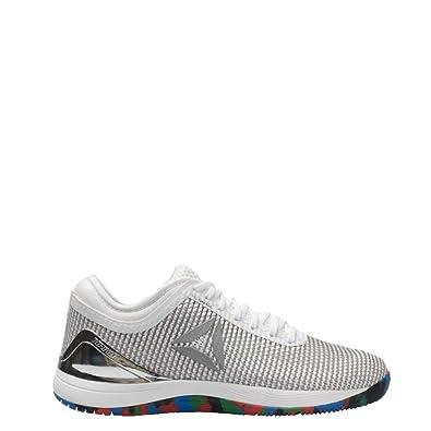 31f7d8eed7215f Reebok Crossfit Nano 8.0 Shoe - Women s Crossfit 5 White Pure Silver Multi