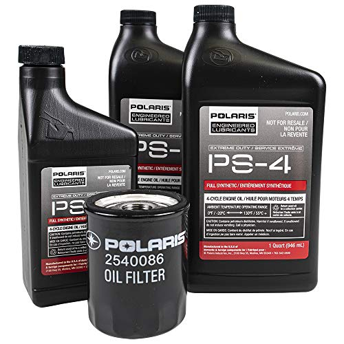 Polaris Extreme Duty Oil Kit 2879324 (Polaris 2015 Rzr 1000)