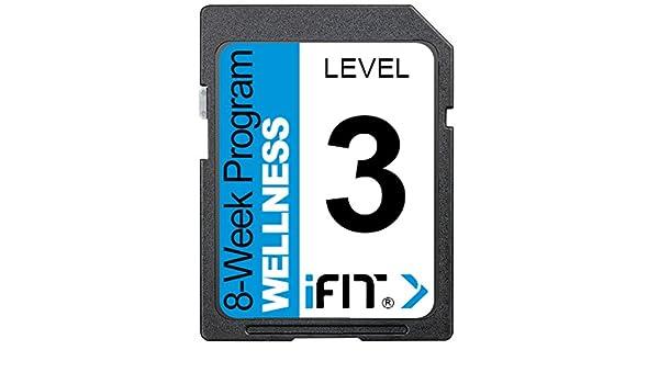 IFIT Wellness pérdida de peso ejercicio entrenamiento tarjeta SD ...
