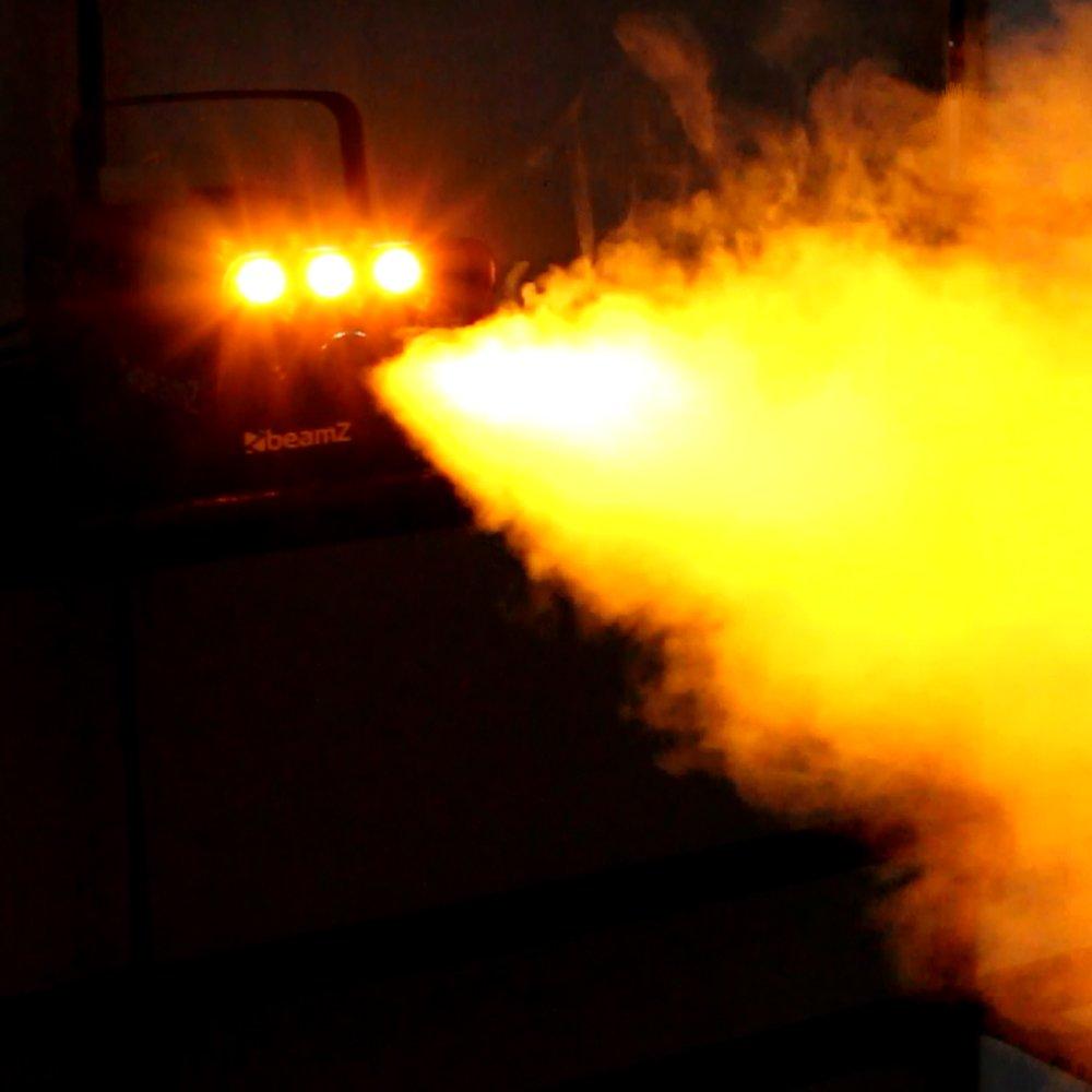 Beamz S700 Smoke Machine with Flame Effect 700W: Amazon.co.uk ...