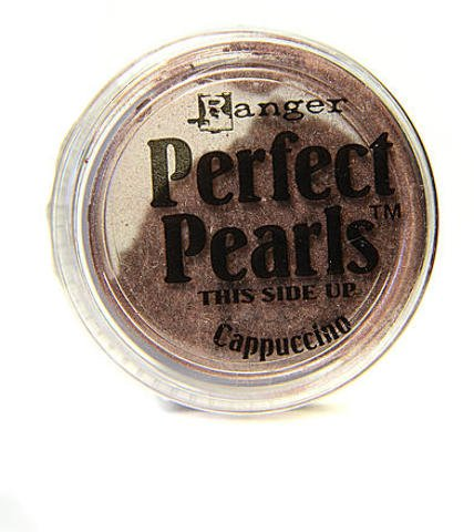 Ranger Perfect Pearls Powder Pigments (Cappuccino) [4 Pieces] - Product Description - Ranger Perfect Pearls Powder Pigments- Color: Cappuccino- Unit: Jarcreate Dazzling Pearlescent Effects With Perfect Pearls Embellishing Pigments.Specially Deve ...